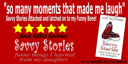 00 Savvy Stories funny bone