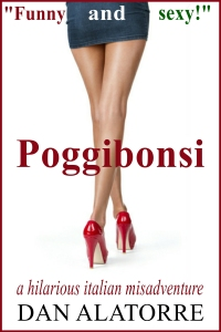 Poggi cover RED border