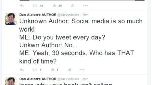 tweet for sm