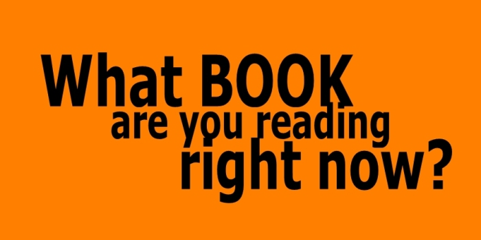 what book are you reading right now