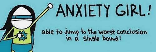 Anxiety Girl 1