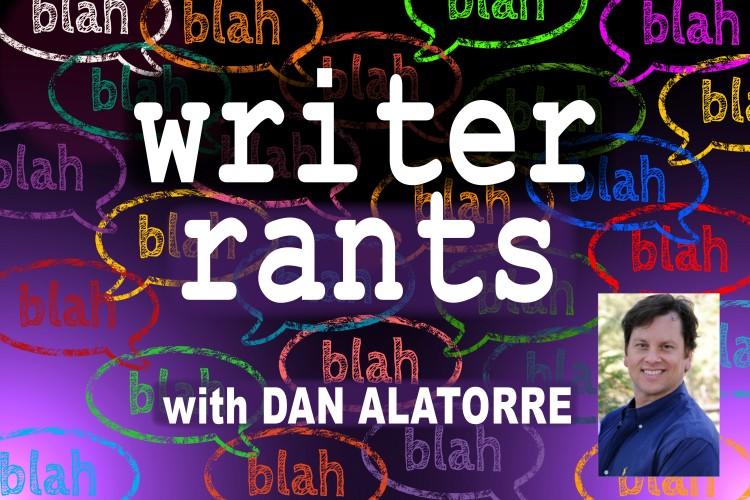 writer rants title card