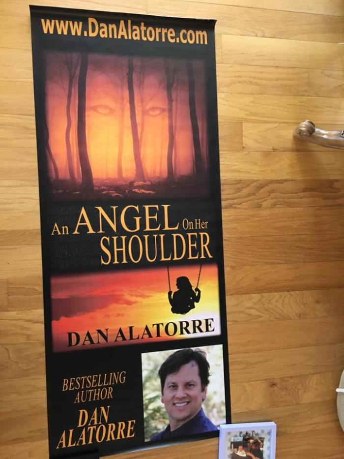angel pop up banner