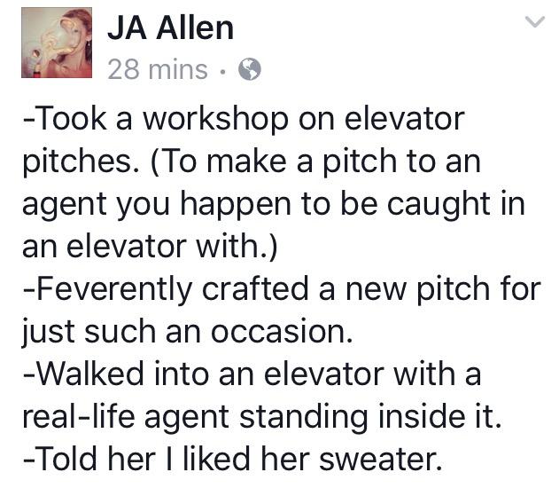 Jenny elevator pitch