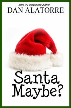 Santa Maybe Cover