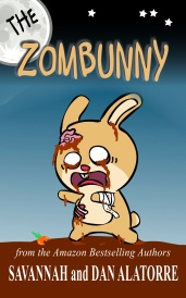 Zombunny eBook cover 1