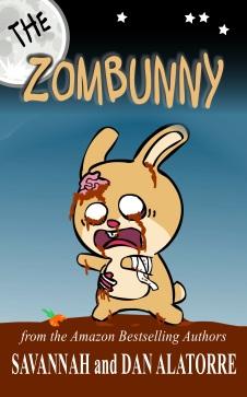 Zombunny eBook cover 1