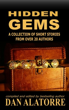 Hidden Gems book cover idea 1