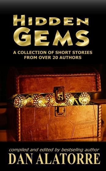 Hidden Gems book cover idea 2