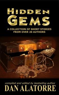 Hidden Gems book cover idea 3