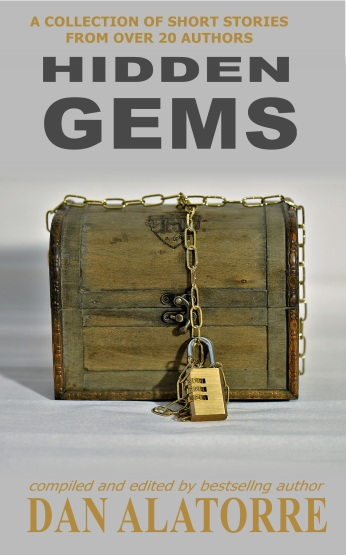 Hidden Gems book cover idea 5