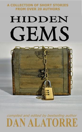 Hidden Gems book cover idea 6