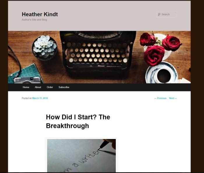 h kindt blog