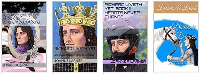 joanne r larner books