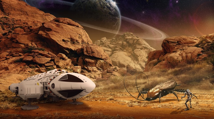 spaceship-3365256_1920