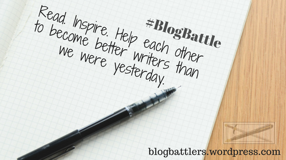 blogbattle motto