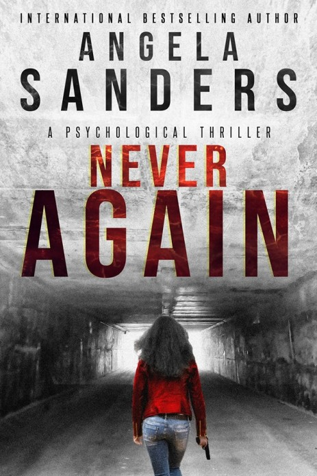 New Never Again Cover