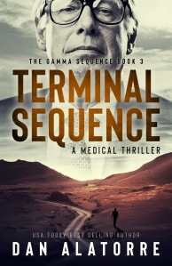 TERMINAL SEQUENCE Ebook cover