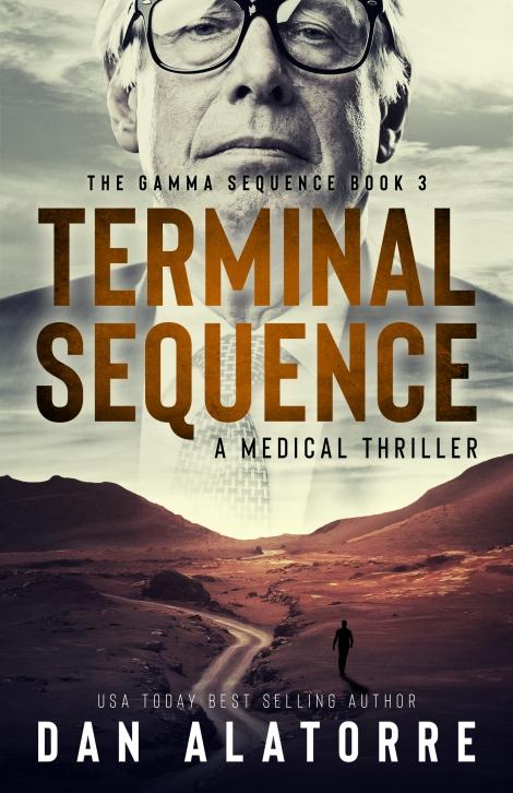 TERMINAL SEQUENCE Ebook cover