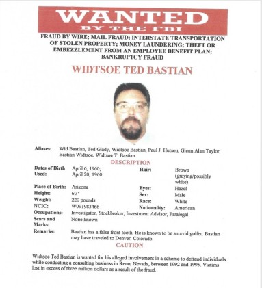 Wid Bastian wanted poster