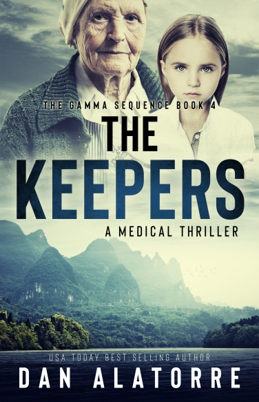 000 KEEPERS Ebook Cover